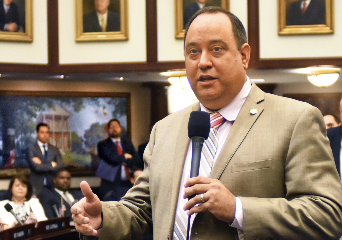 Rodrigues' Pro-2nd Amendment SB 1884 Passes Florida Senate Committee