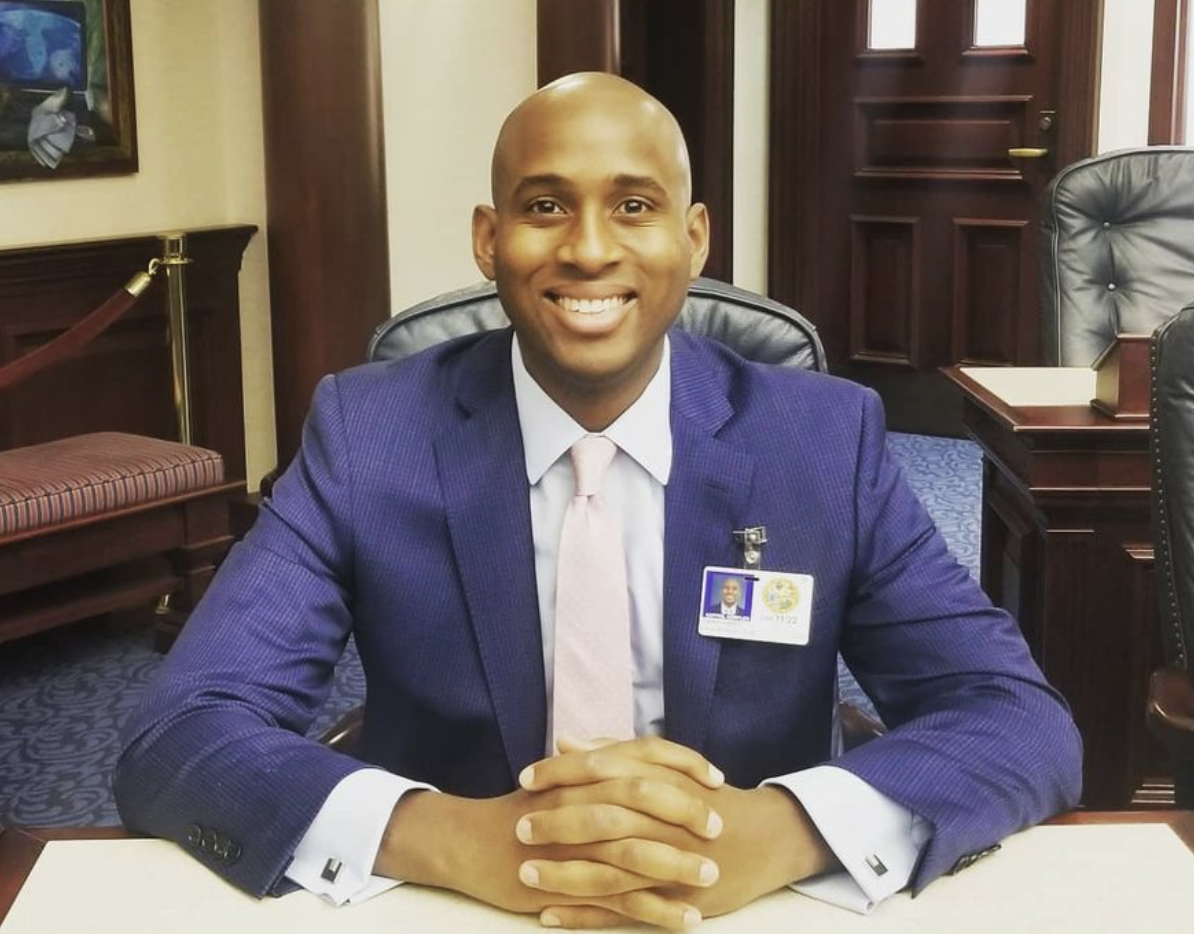 'Bold Progressive' Omari Hardy Runs for Congress