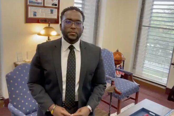 Jones Calls SB 90 'Blatant Voter Suppression'