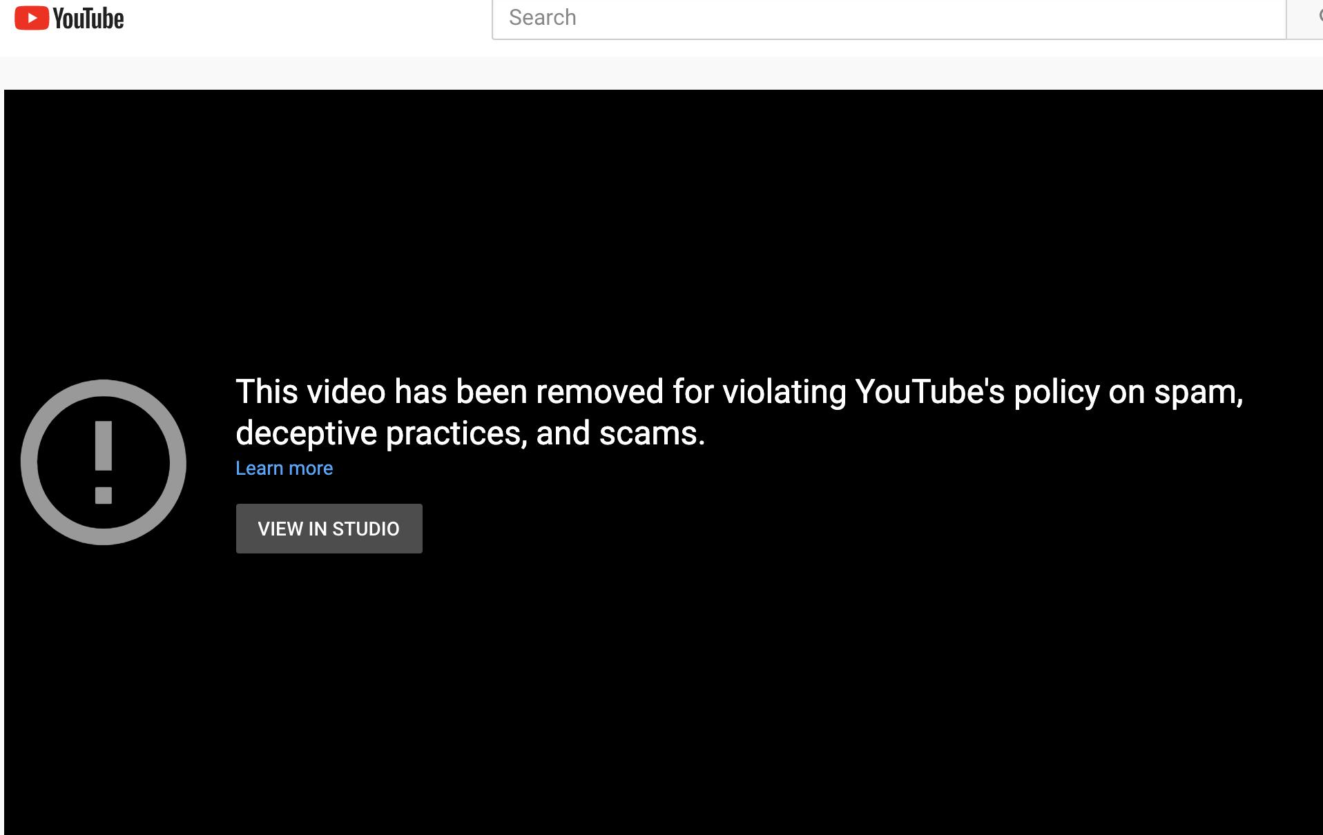 YouTube Censors Media Outlet For Posting Video Of Charlie Crist Praising Biden, Harris, and Pelosi