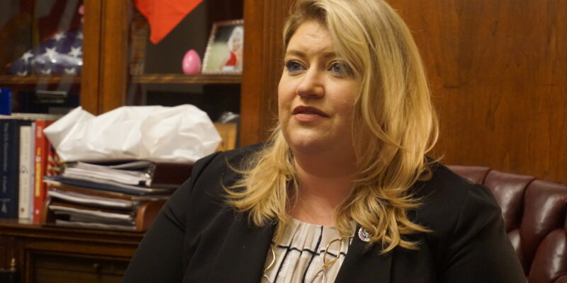 Kat Cammack Raised $500K in Latest Fundraising Quarter