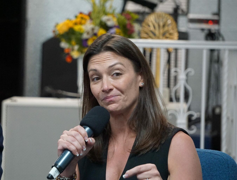 Nikki Fried Fries 'Republican' Charlie Crist Over New Position on Marijuana Legalization