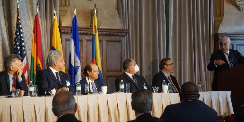 Latin American Leaders Look to Restore Democracy in the Western Hemisphere