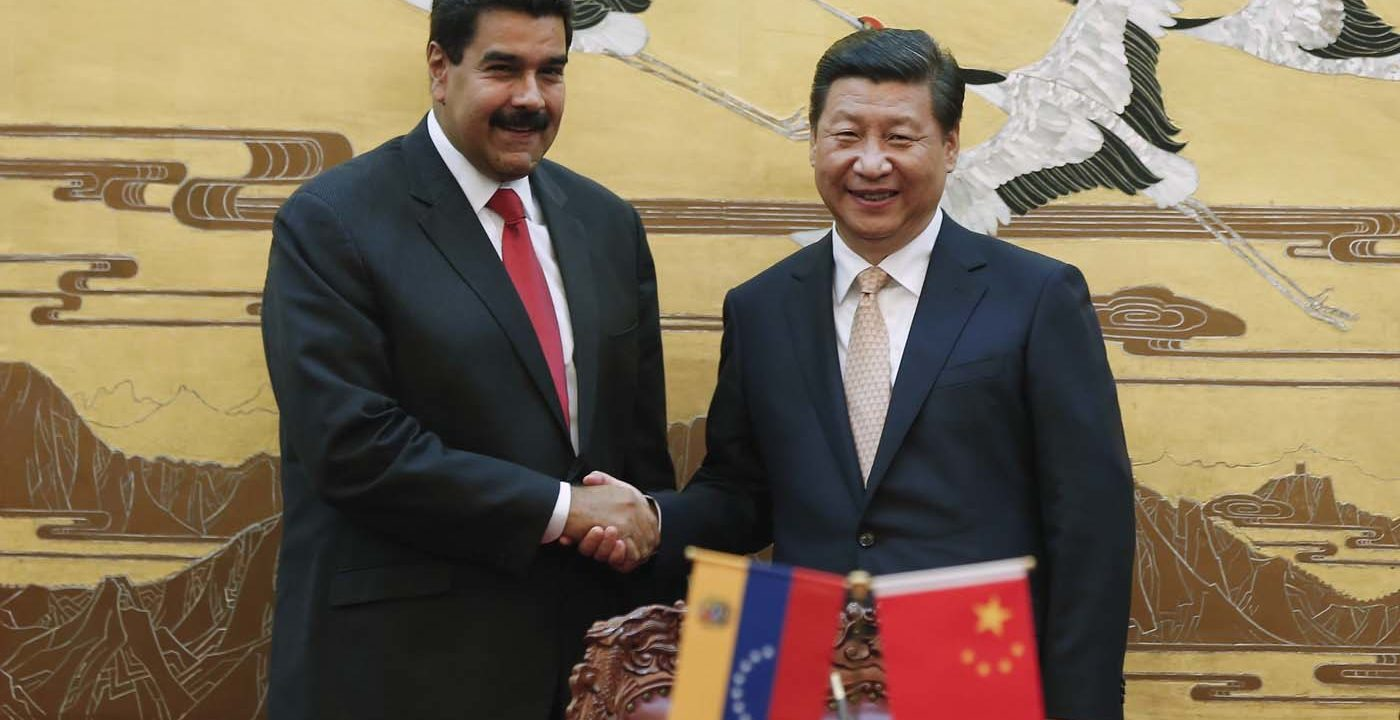 The China-Russia Iron Curtain Rises in Venezuela, Latin America