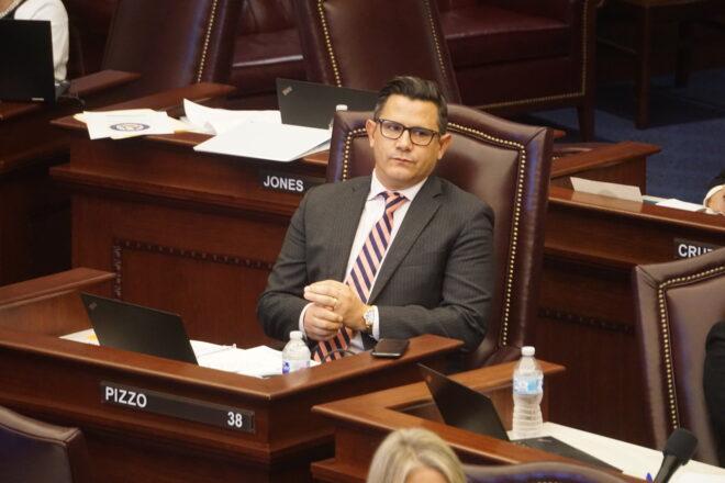 THE FLORIDIAN:  State Senator Jason Pizzo