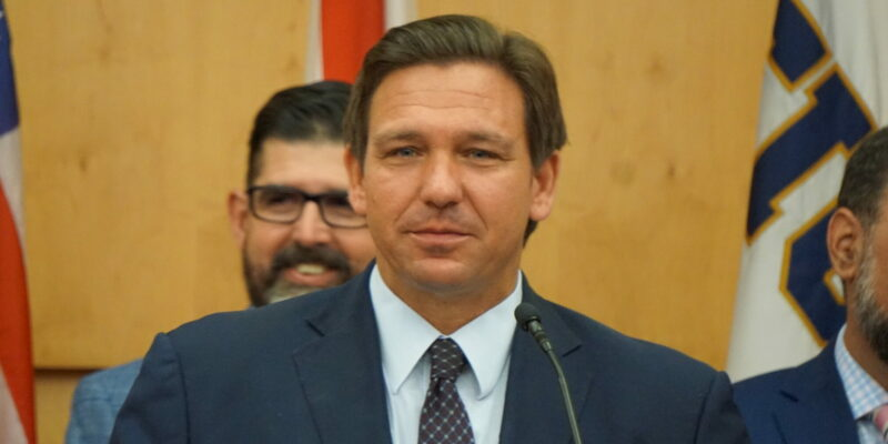 DeSantis to Defund Critical Race Theory in Florida