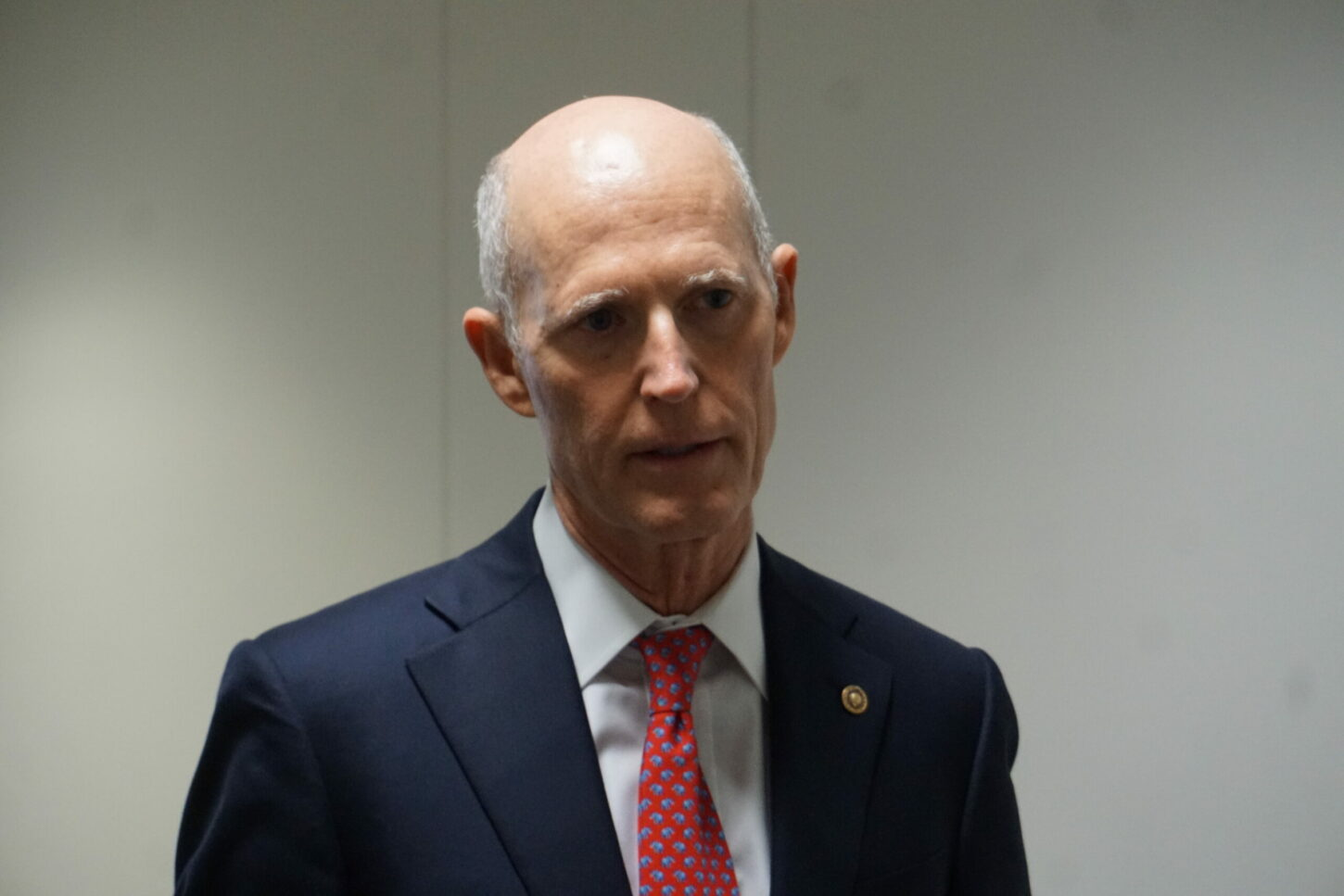 Scott Accuses Twitter of 'Editorializing' For the People Act