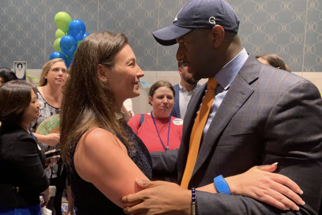 JUICE — Florida Politics' Juicy Read — 6.7.2021 — Nikki Fried's Hug With Andrew Gillum — VP Harris Told to 'Go Home' by Guatemalans — More…