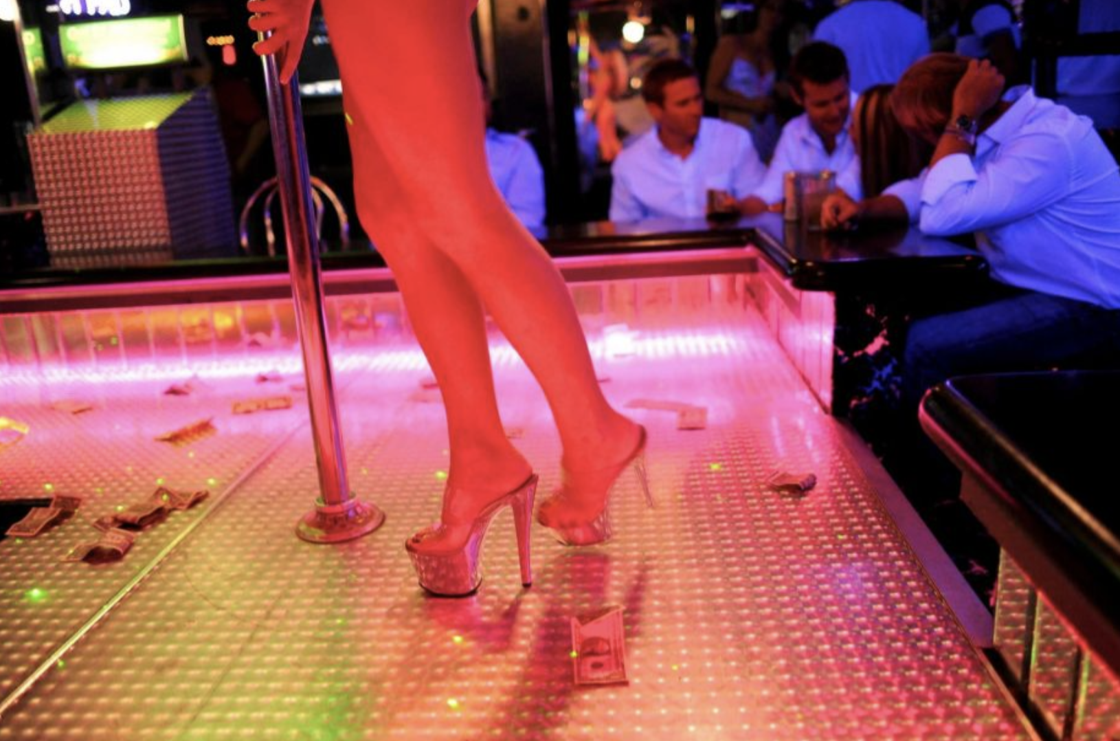 Bill Introduced in Congress to Investigate Human Trafficking in Strip Clubs