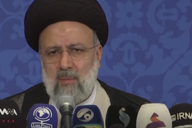 Iran's New Extremist President Raisi Expected to Test American Resolve