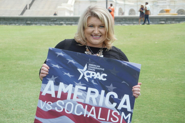 Cammack Says Biden Lacks 'Moral Compass' to act on Cuba
