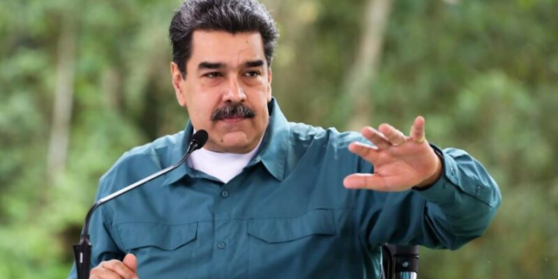 Venezuelan's Regime Bypasses U.S. Sanctions With Help From 'Axis of Evil'