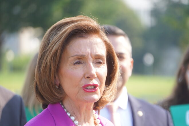 Nancy Pelosi Snaps at Reporter: 'Let's not Waste your Time or Mine' [Video]