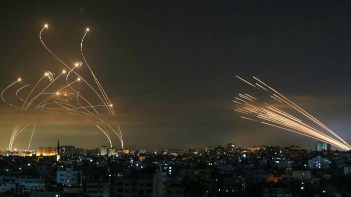 Israel and Hamas Exchange Rocket Fire Amid Afghanistan Demise
