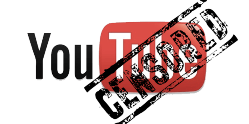 YouTube Takes Down Anti-Mask Mandate Video by Congressional Candidate Mariner