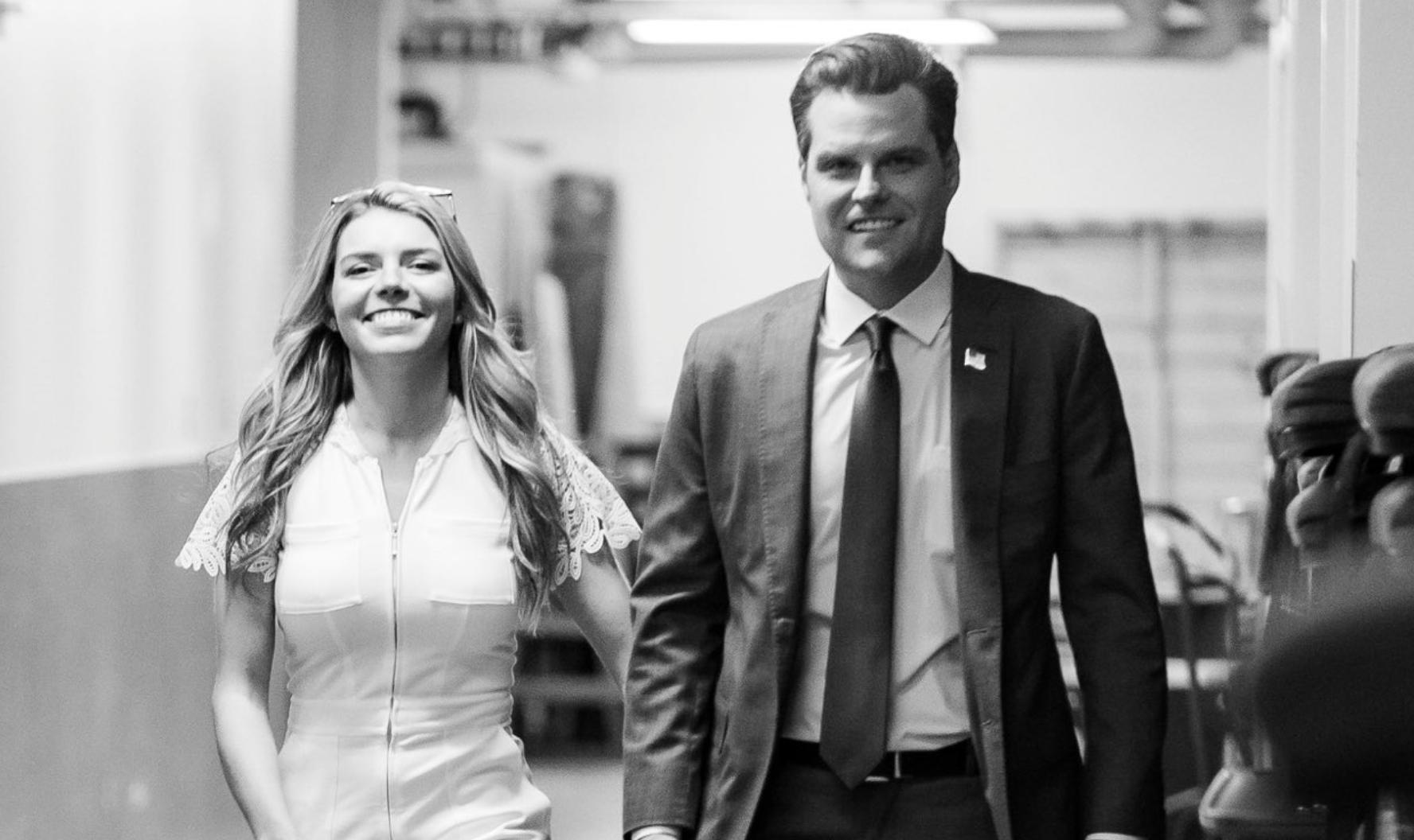 Miami Herald Reporter Insinuates Gaetz's Wedding was Staged