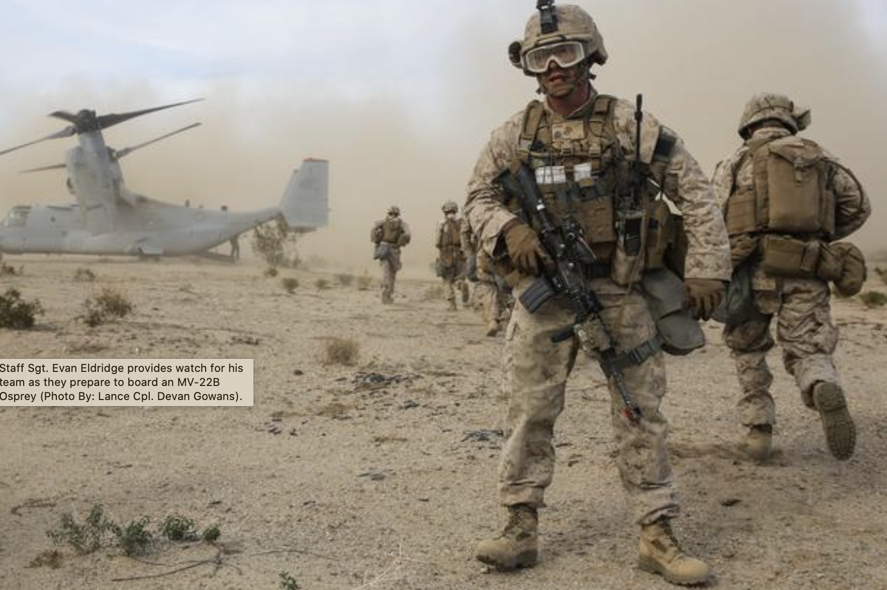 12 U.S. Marines and Soldier Killed as a Result of Biden's 'Weakness'