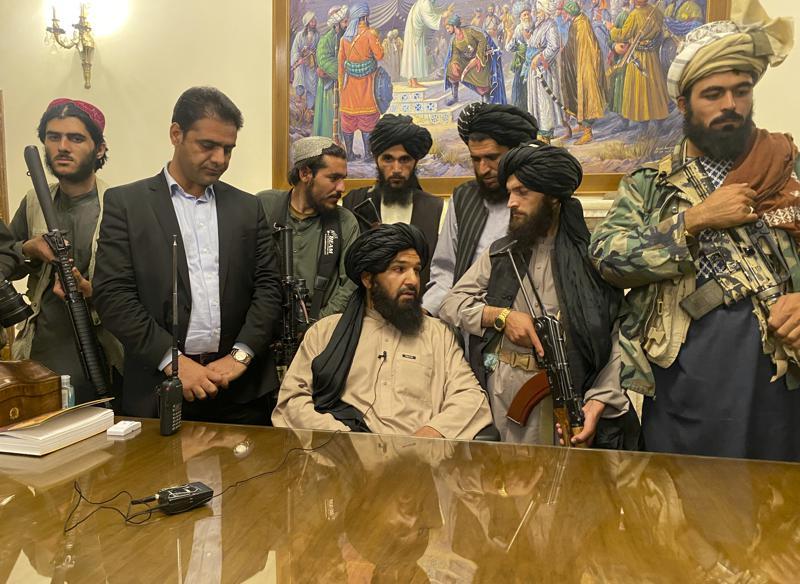CNN Reporter Calls Taliban 'Friendly' As Kabul Falls