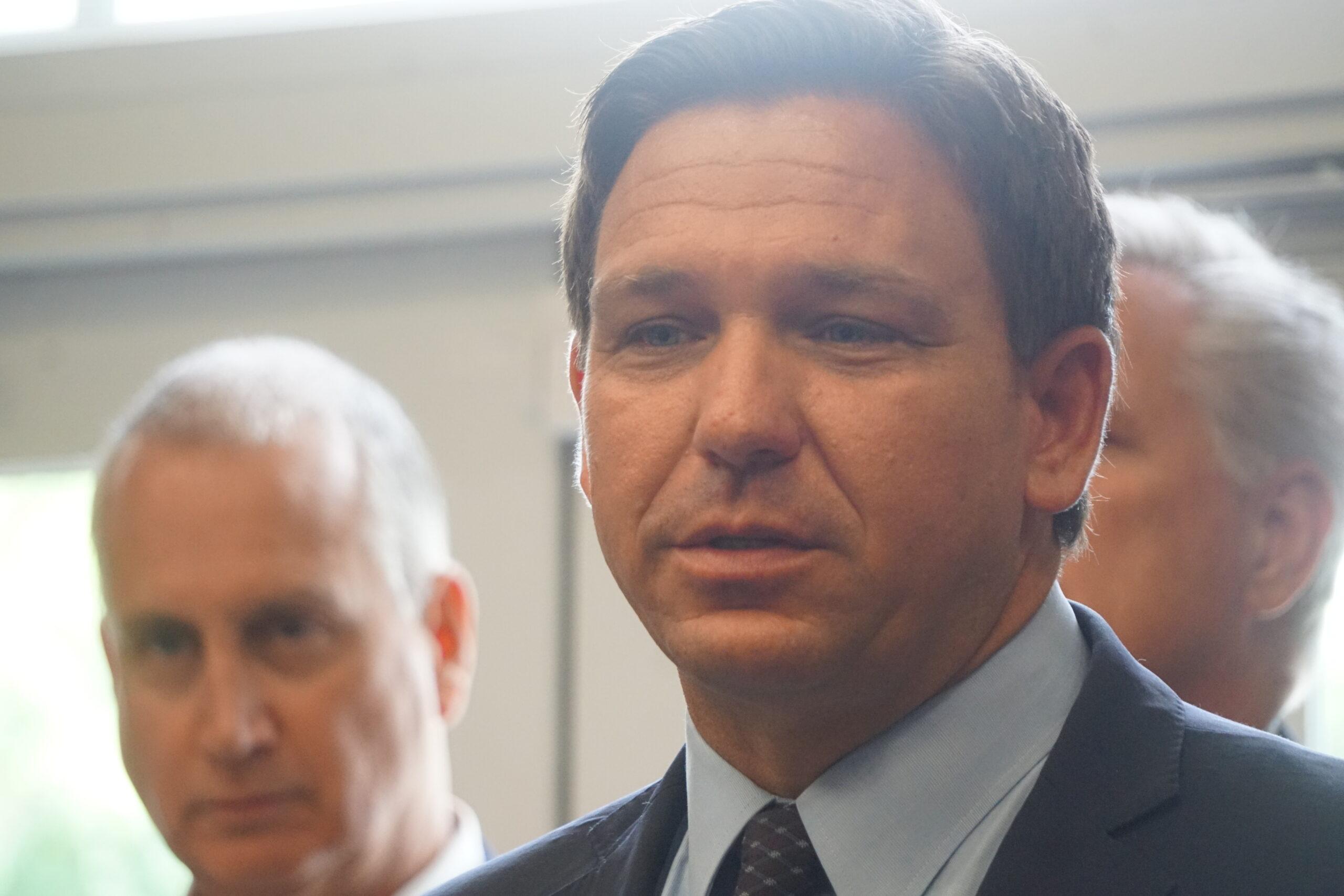 Ron DeSantis: The $40 Million Governor