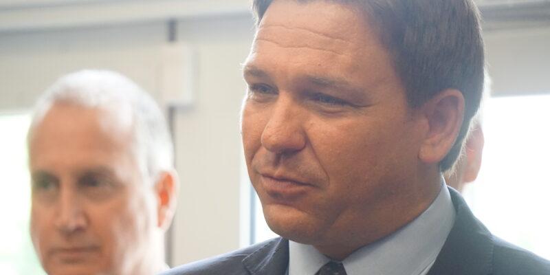 Wasserman Schultz Says Ron DeSantis is 'Dumb' and 'Deadly'