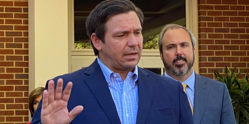 Gruters Accused of Florida GOP Grievance Cover-Up