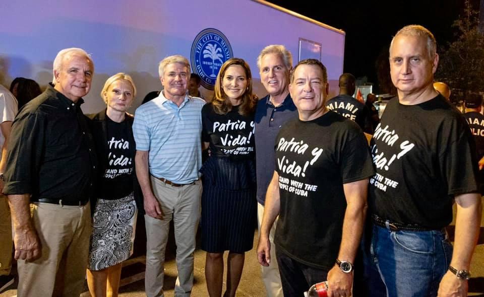 JUICE — Florida Politics' Juicy Read — 8.6.2021 — Biden's Cuba Failure—Trump Shames US Women's Soccer Team—More…