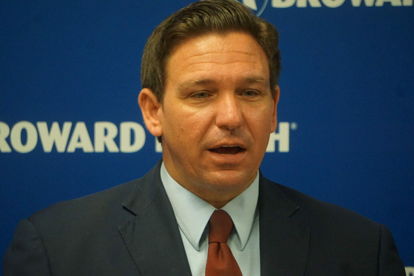 DeSantis says 'Yes, get Vaccinated' for COVID