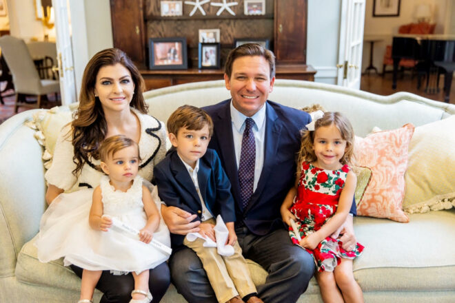 Casey DeSantis: 'I have only begun to fight'